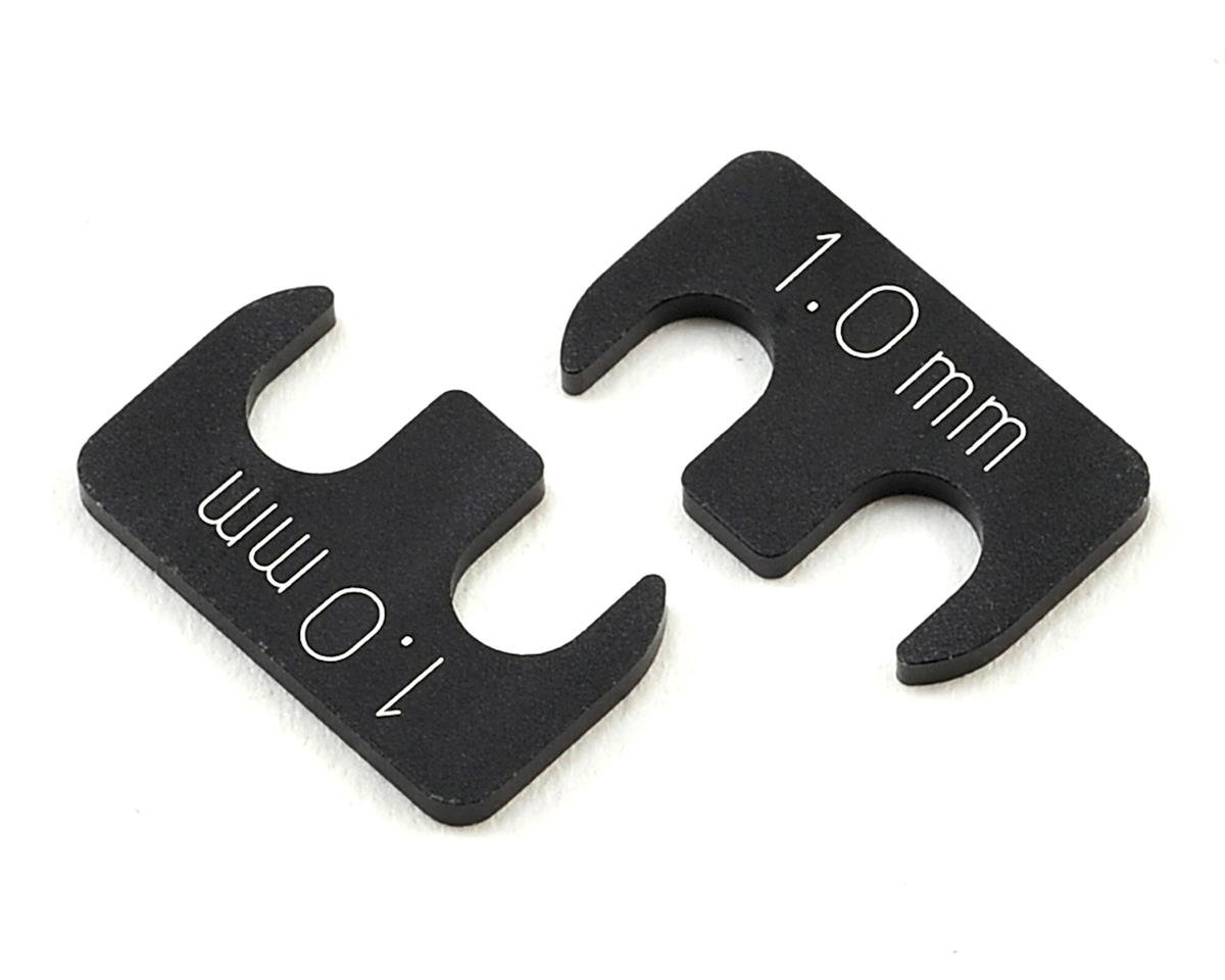 Yokomo YD-2 1.0mm Adjustable Rear H Arm Shim (2)