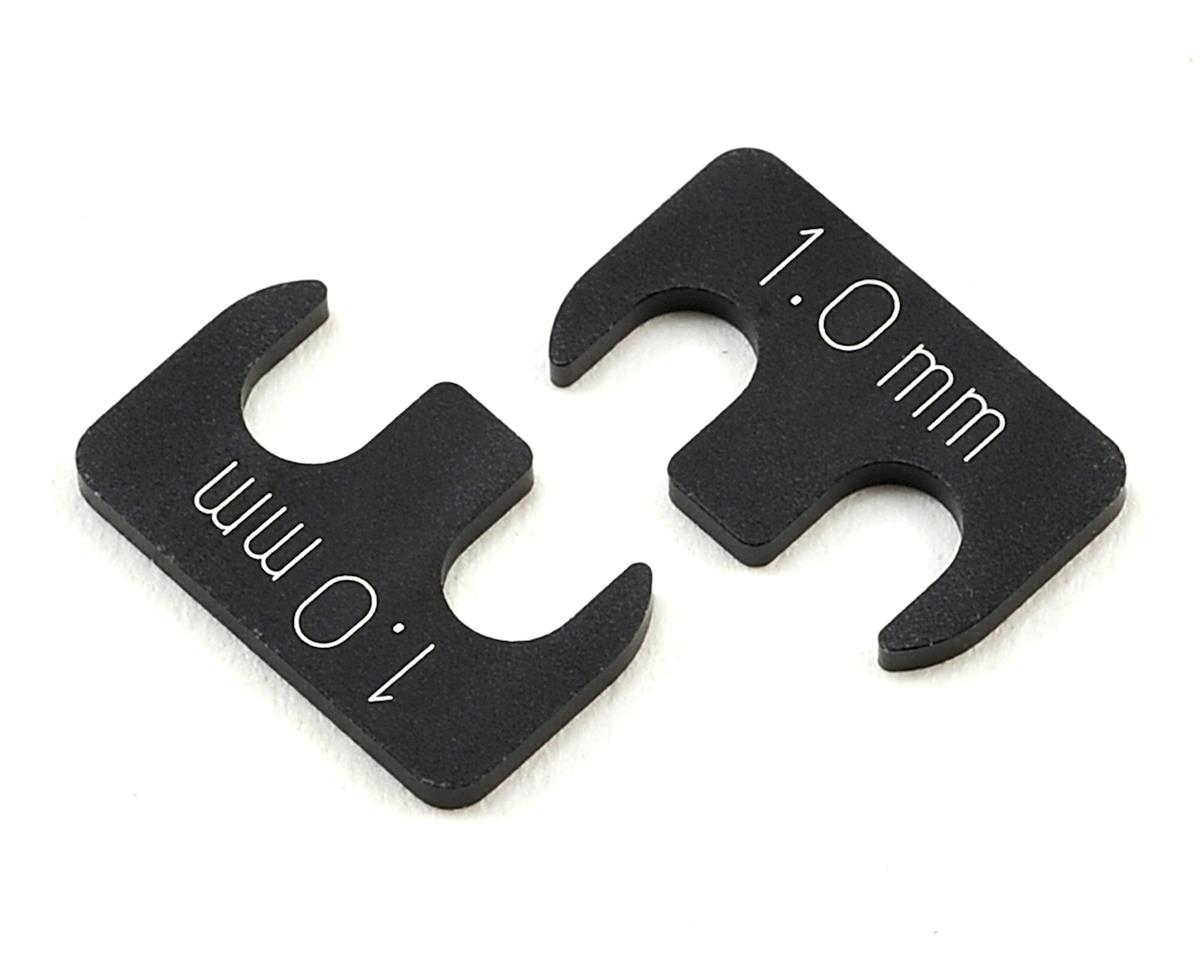 Yokomo 1.0mm Adjustable Rear H Arm Shim (2)