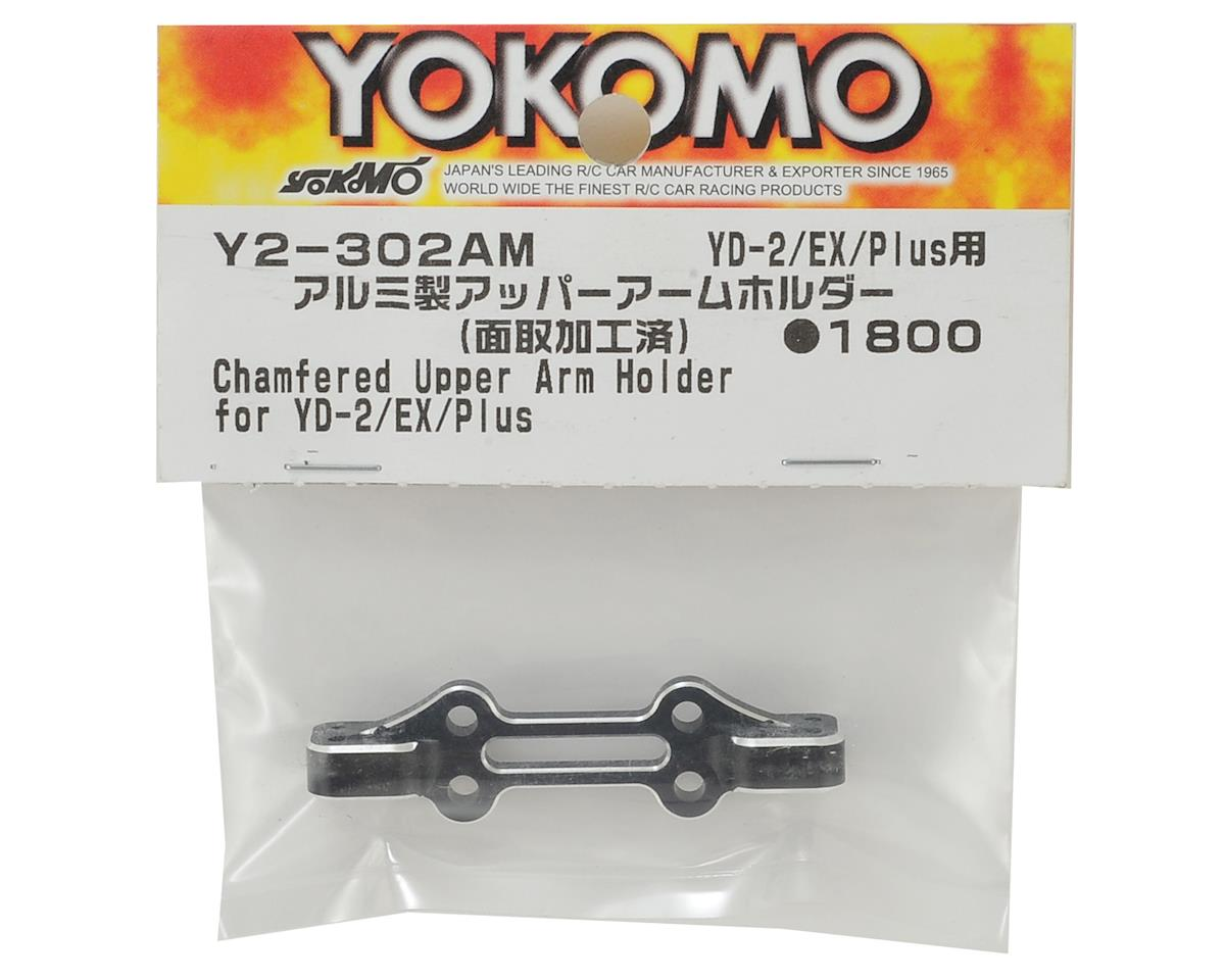 Yokomo Aluminum Front Upper Arm Holder (YD-2/EX/Plus)
