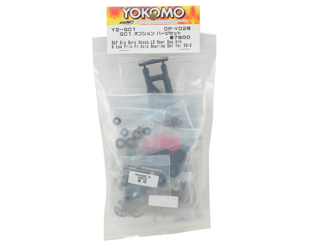 Yokomo YD-2 Grade Up Conversion 1