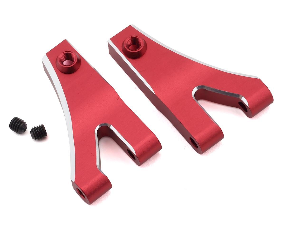 Yokomo YD-2 Aluminum Front Upper A Arm (Red)