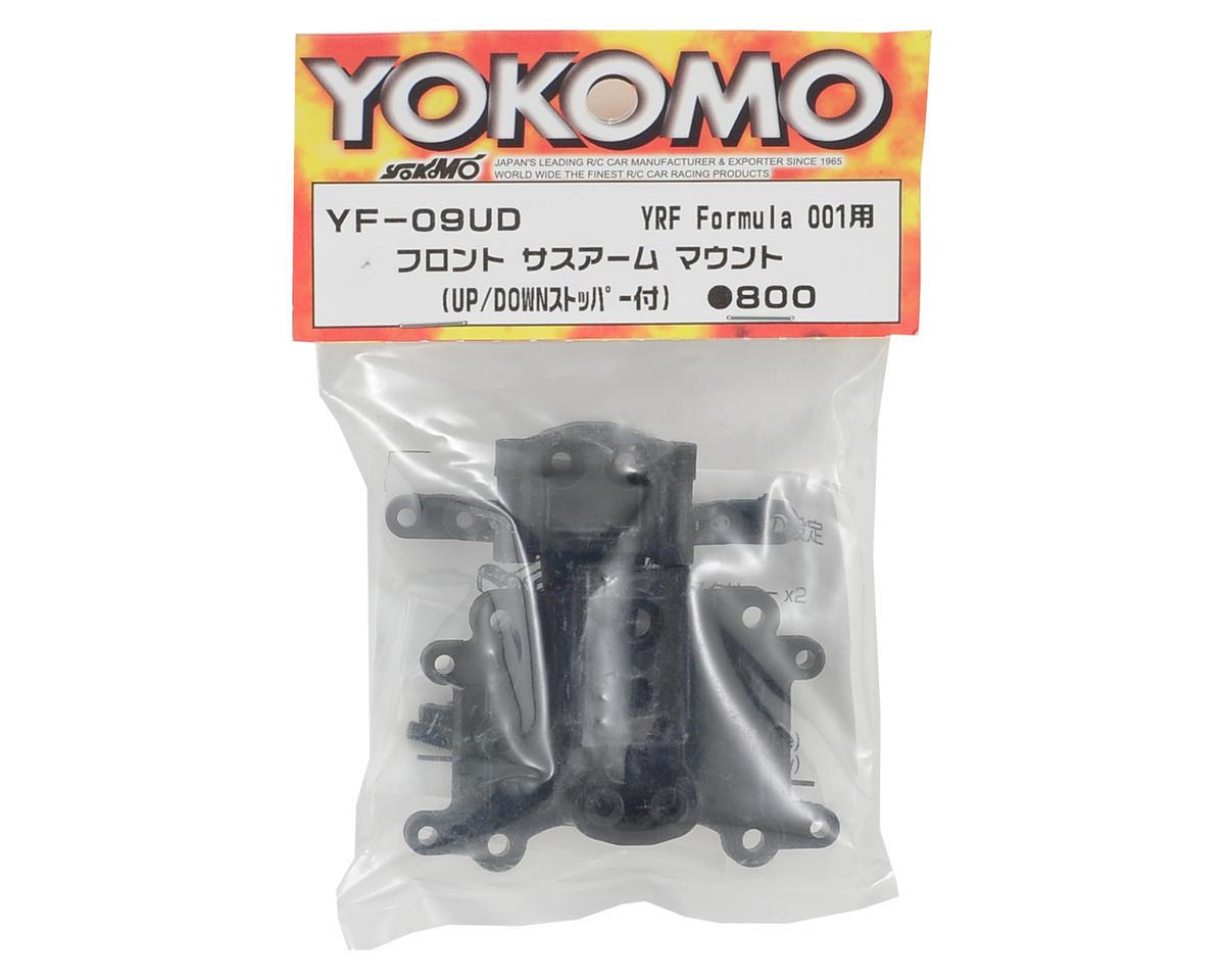 Yokomo Front Upper/Lower Suspension Arm Mount (Updated)