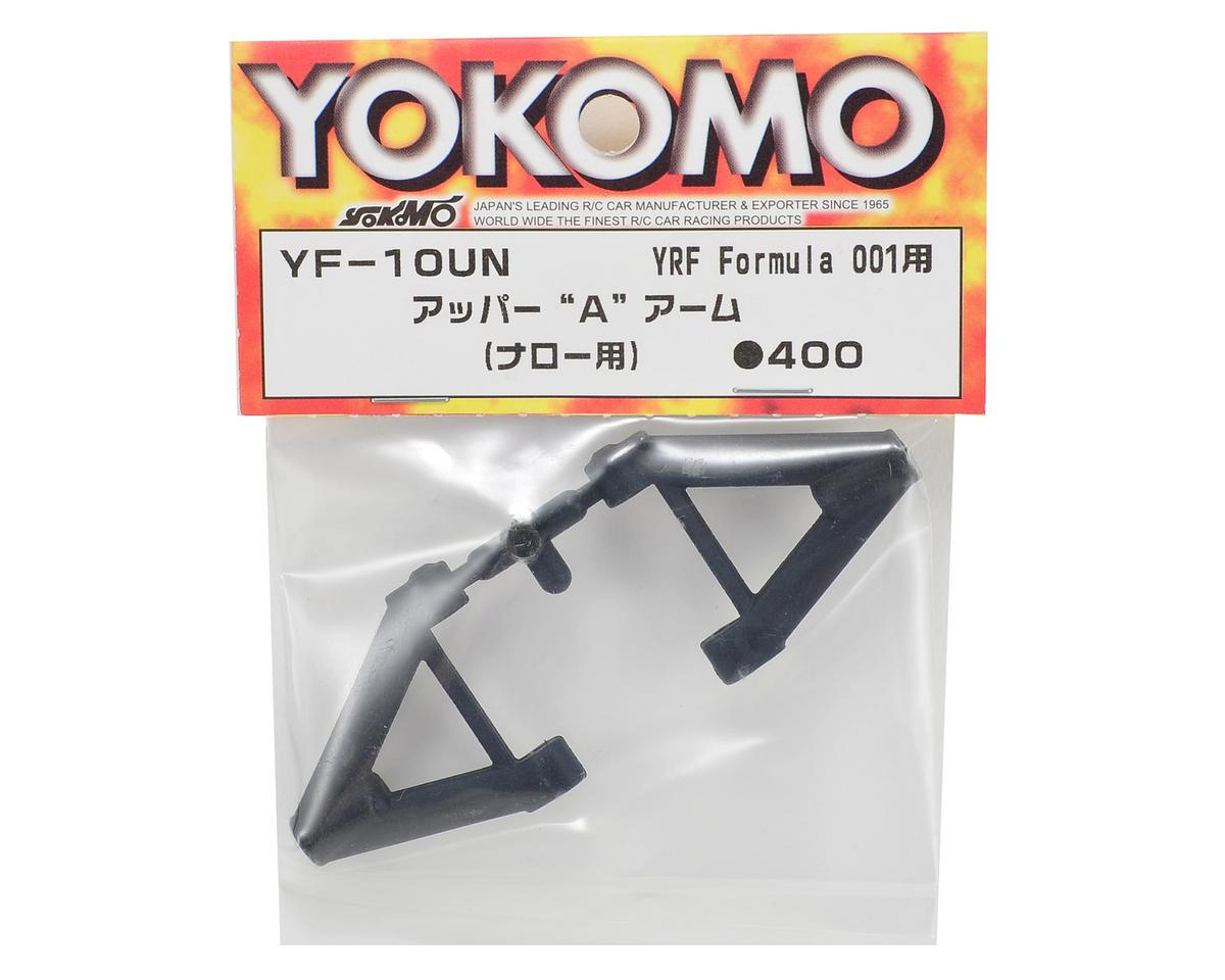 """Yokomo Narrow Upper """"A"""" Arm Set (2)"""