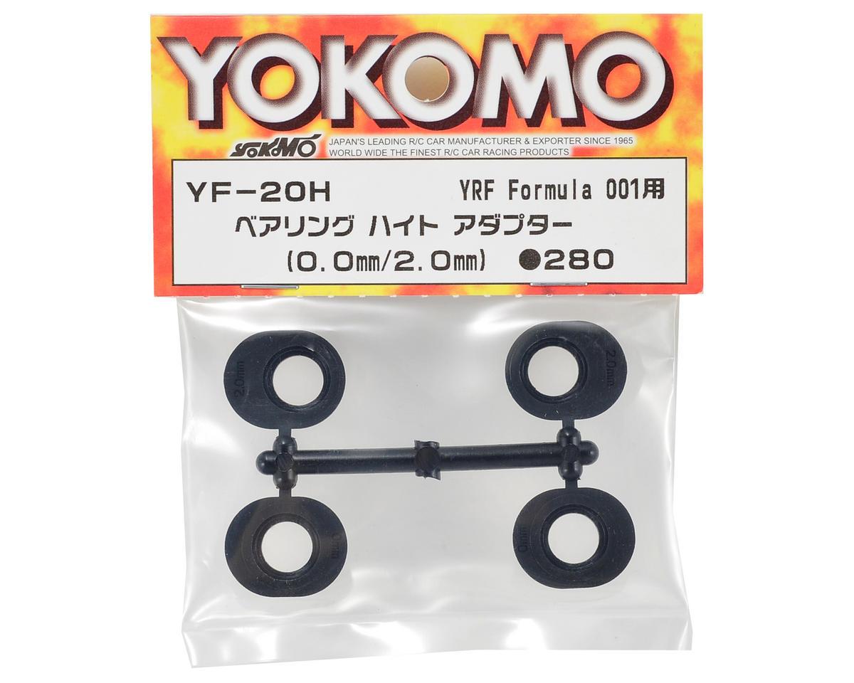 Yokomo Bearing Height Adapter Set