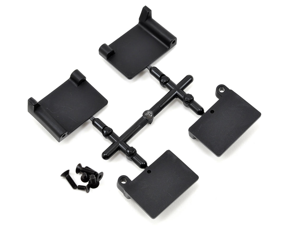 Servo Mount/ESC Tray Set by Yokomo