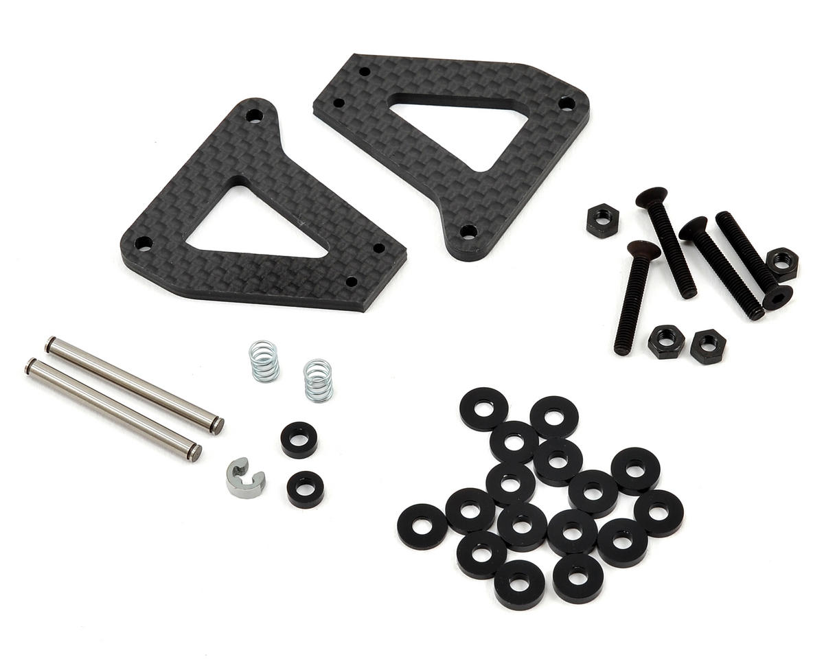 Yokomo Formula 001 Kingpin Conversion Kit (YRF-001N Narrow)