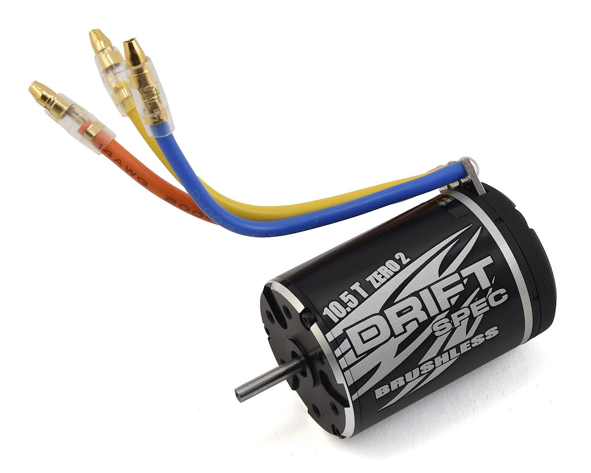 Yokomo ZERO 2 Drift Spec Sensored Brushless Motor (10.5T)