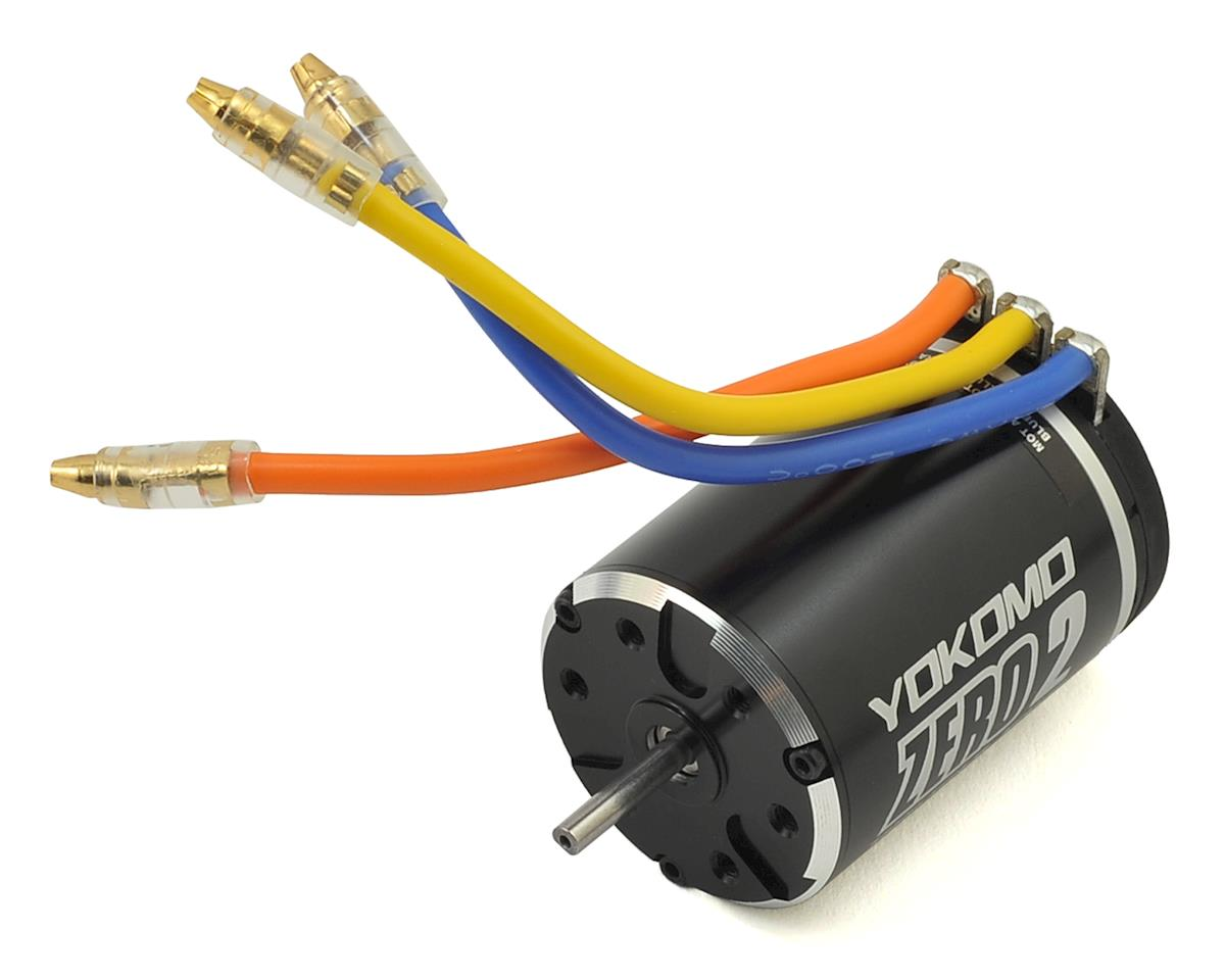 ZERO 2 Sensored Brushless Motor (17.5T) by Yokomo