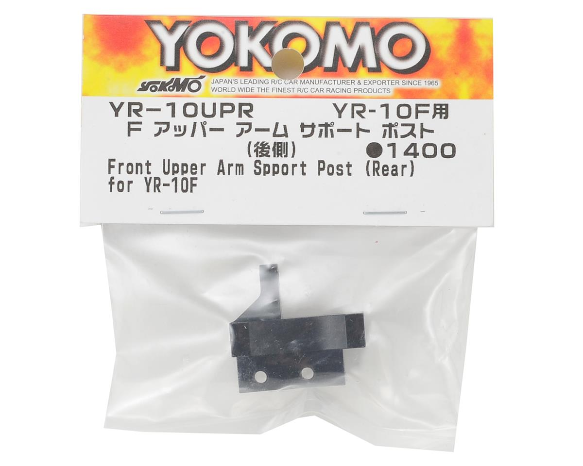 Yokomo YR10 Front Upper Arm Support Post (Rear)
