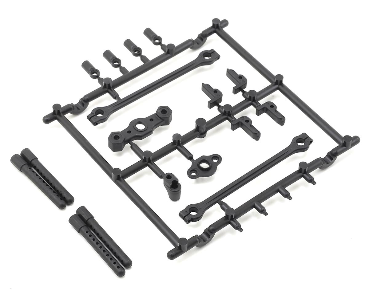 Yokomo YR-10 YR-X12 Body Post/Rear Suspension Link Set