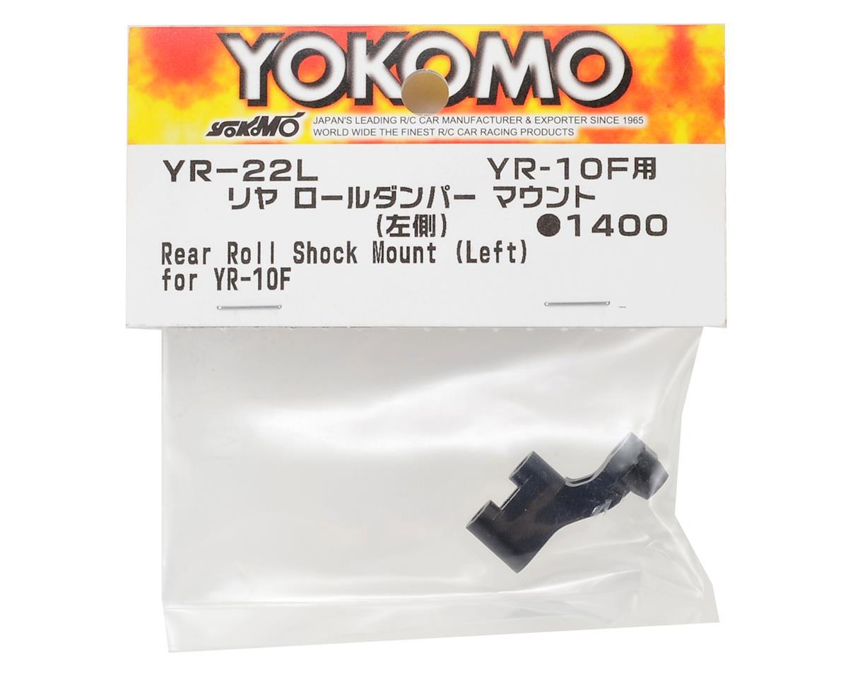 Yokomo YR10 Rear Roll Damper Mount (Left)