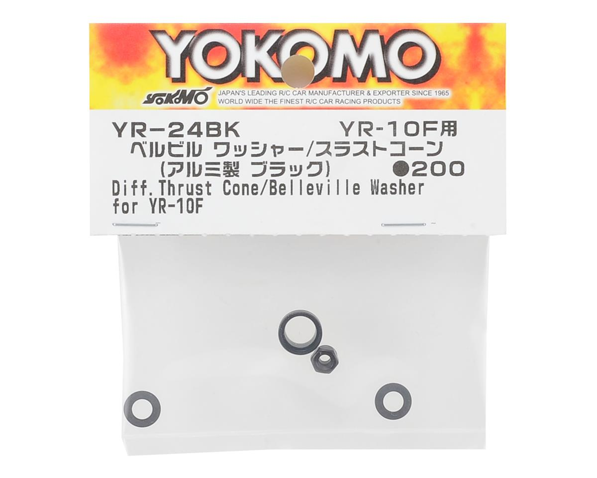 Yokomo YR-X12 Aluminum Differential Thrust Cone