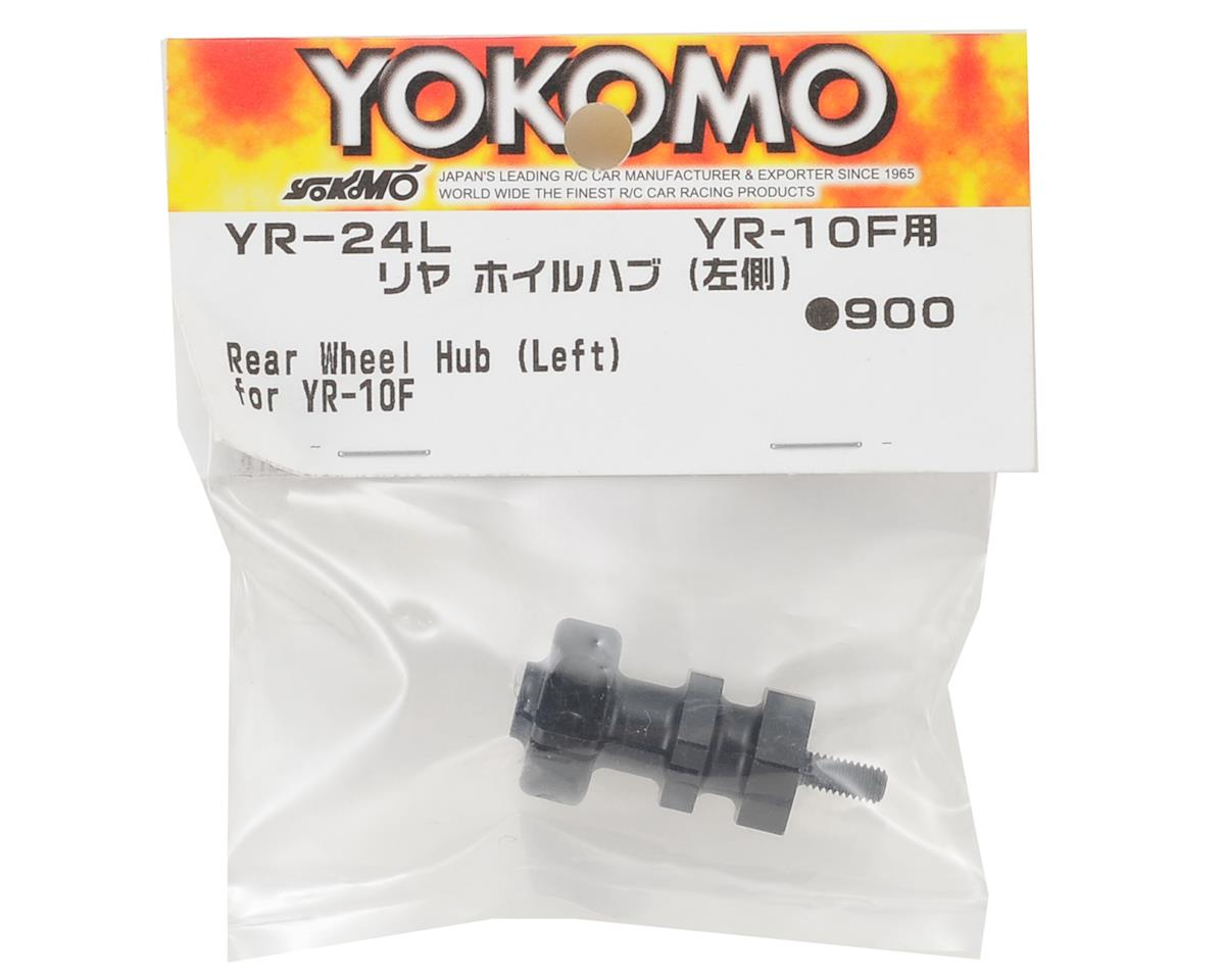 Yokomo YR10 Rear Wheel Hub (Left)
