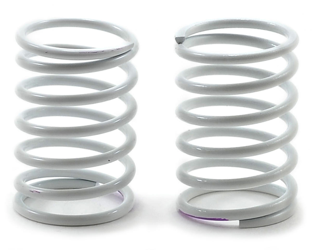 Pro Shock Spring (Long Type - Purple) by Yokomo