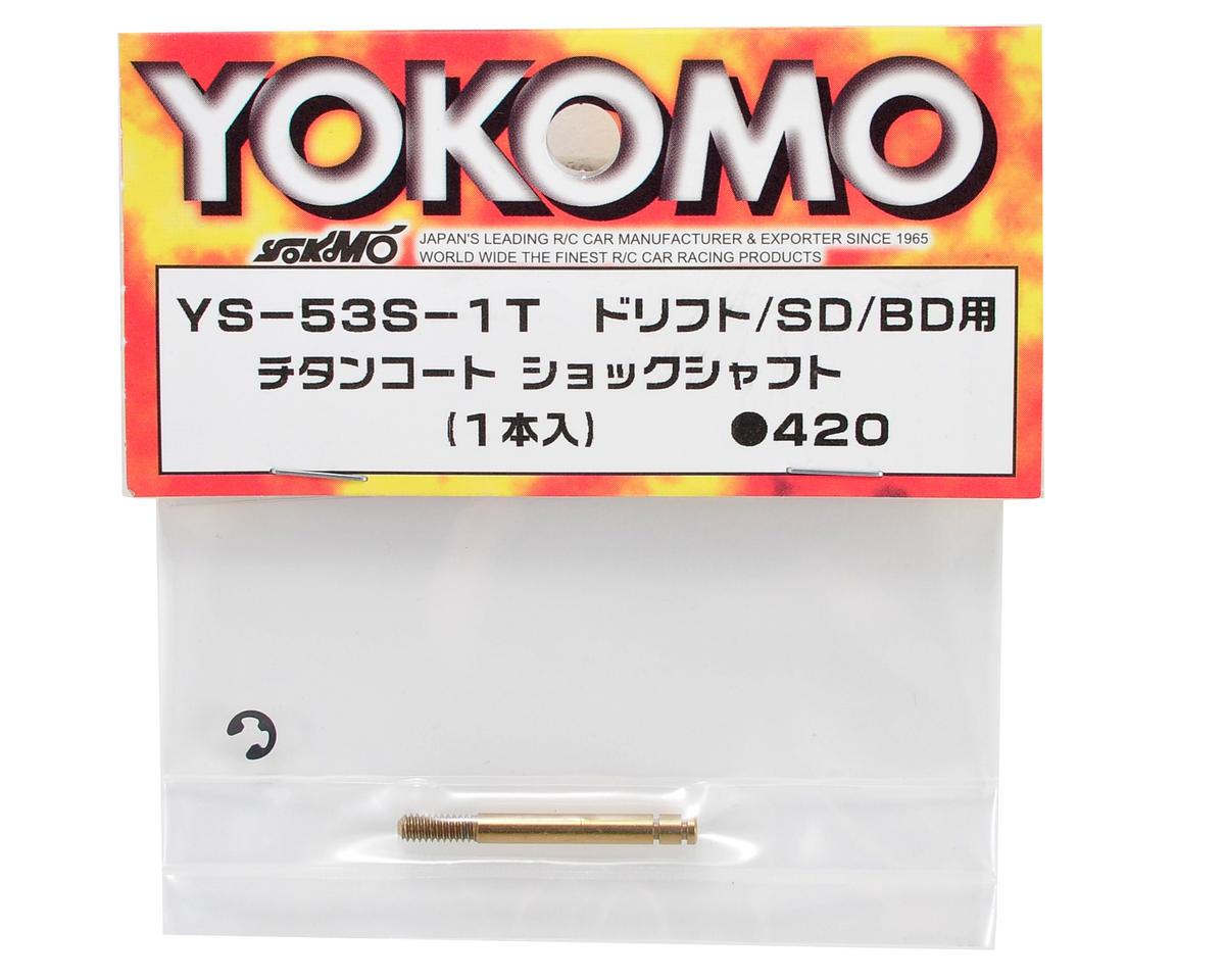 Yokomo 29mm Titanium Coated SSS Shock Shaft