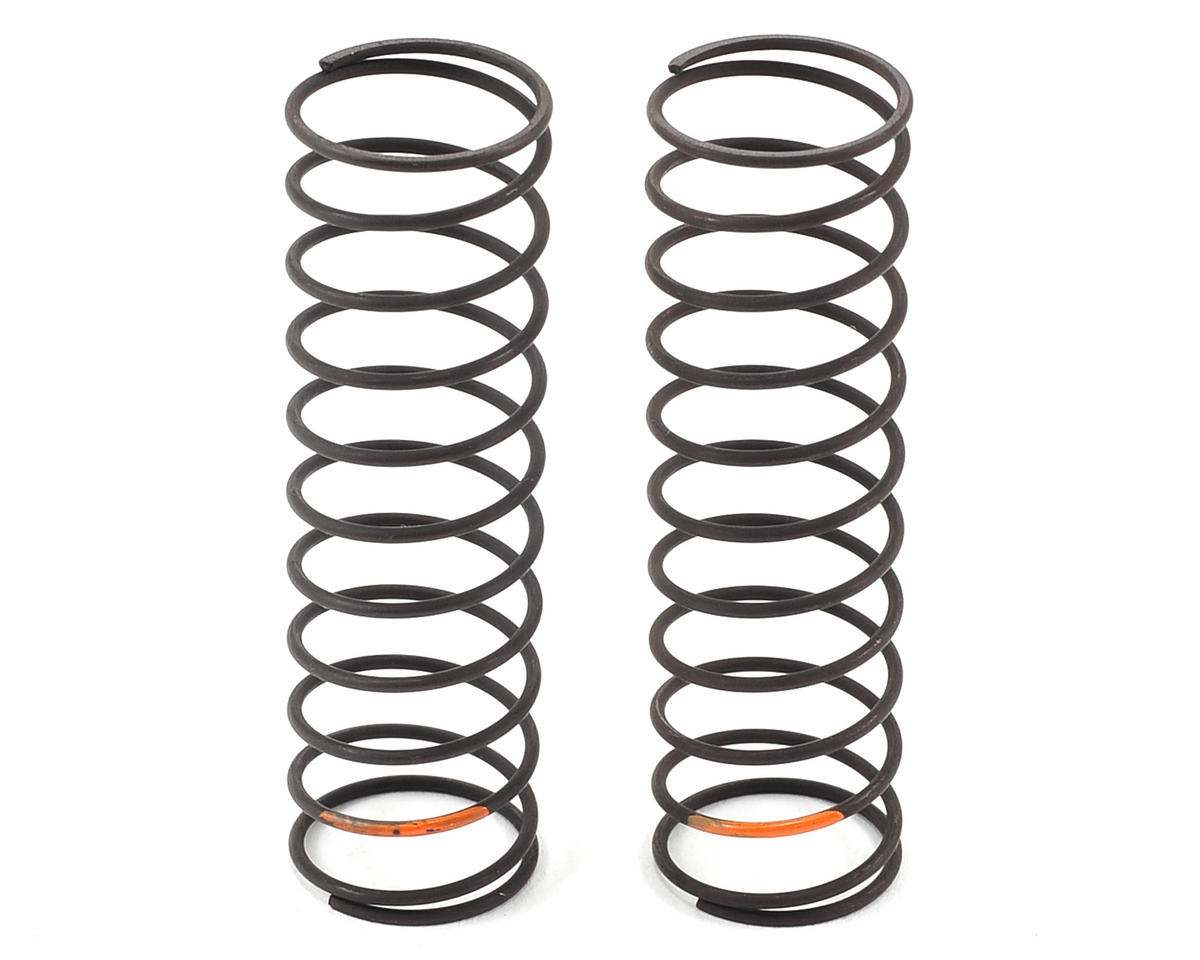 Big Bore Rear Shock Spring Set (Orange) by Yokomo B-MAX4 III