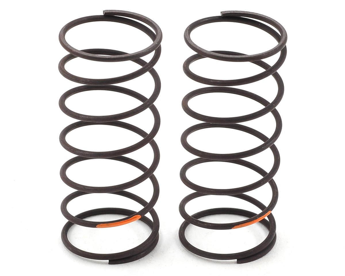 Yokomo B-MAX2 MR V3 Big Bore Front Shock Spring Set (Orange)