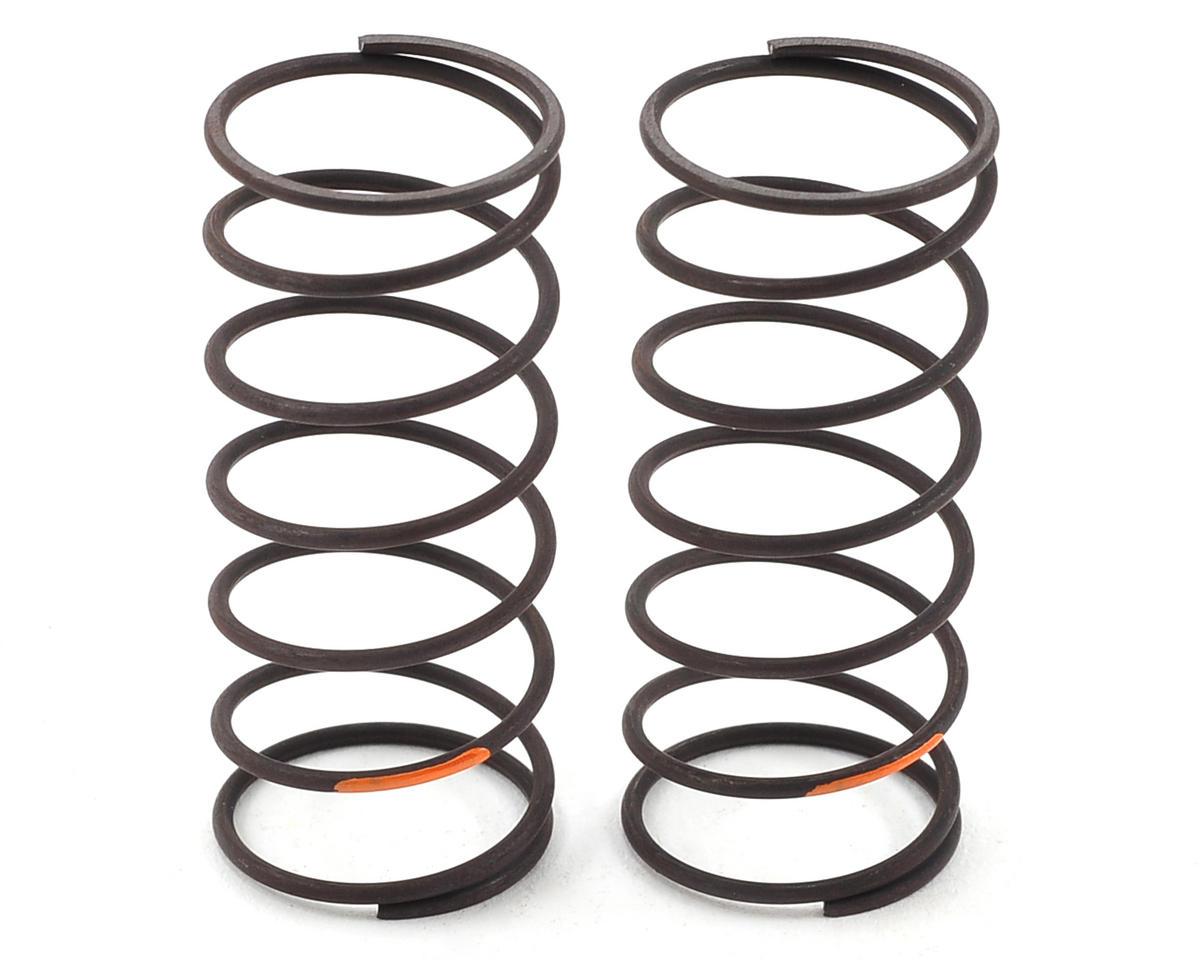 Yokomo YZ-2 DTM Big Bore Front Shock Spring Set (Orange)
