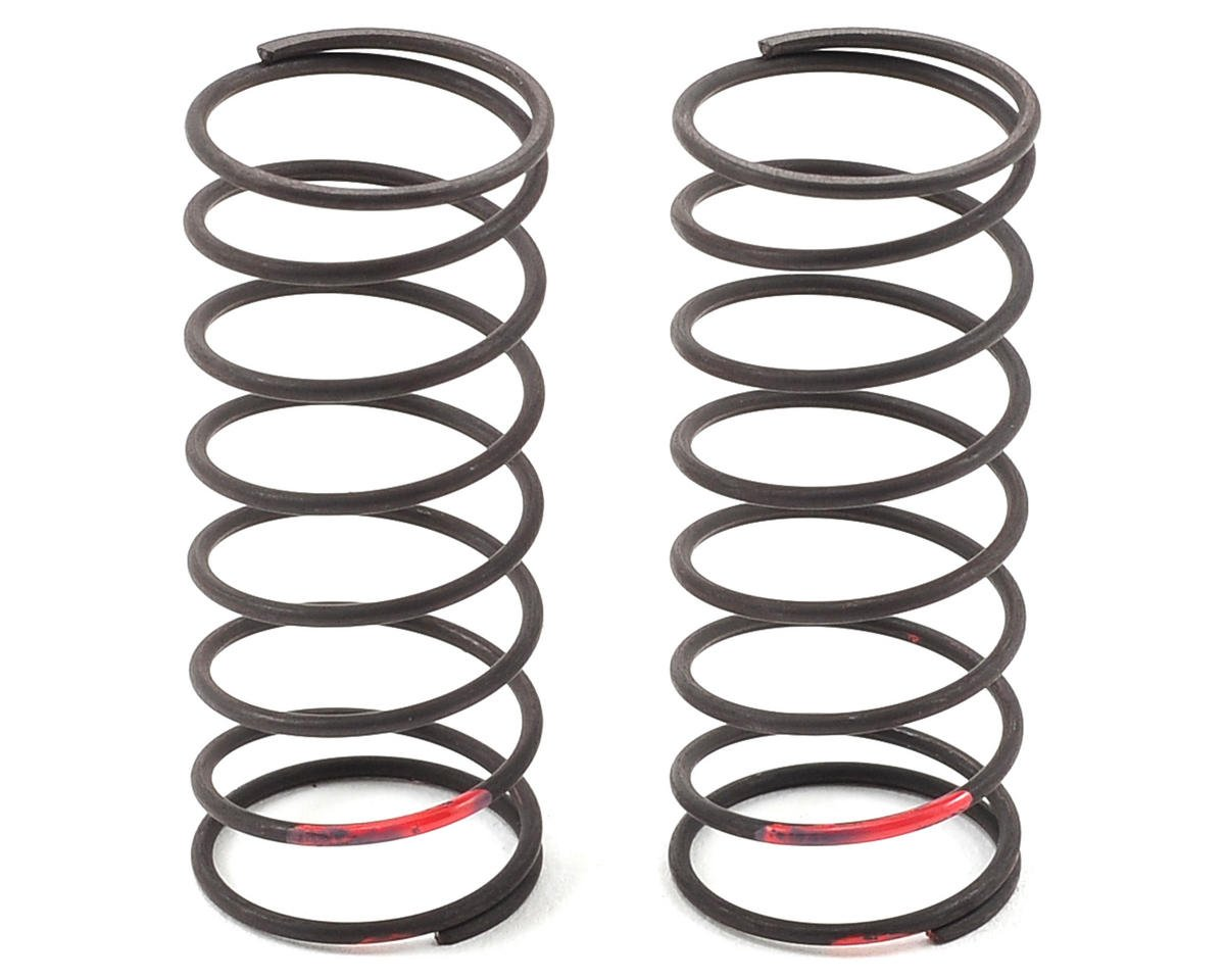 Yokomo Big Bore Front Shock Spring Set (Red)