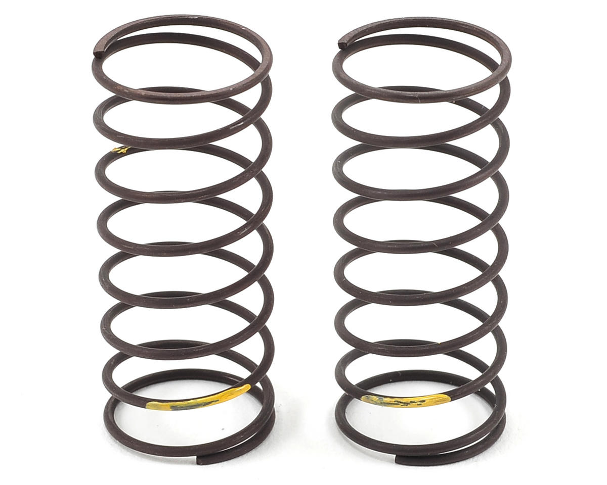 Yokomo B-MAX2 MR V3 Big Bore Front Shock Spring Set (Yellow)