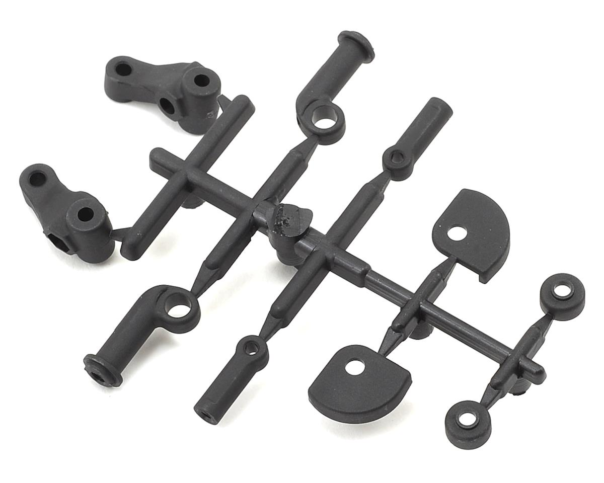 Yokomo YR-X12 Steering Block & Chassis Guard Set