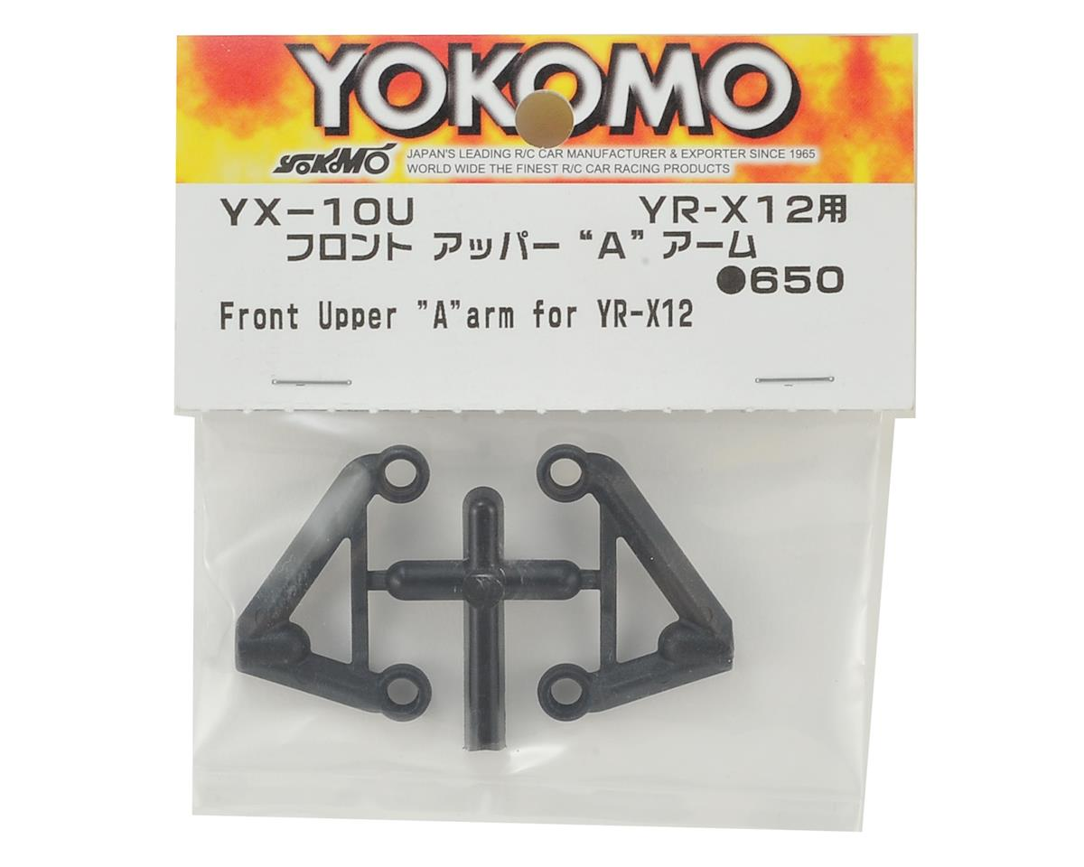Yokomo YR-X12 Front Upper Suspension Arm Set