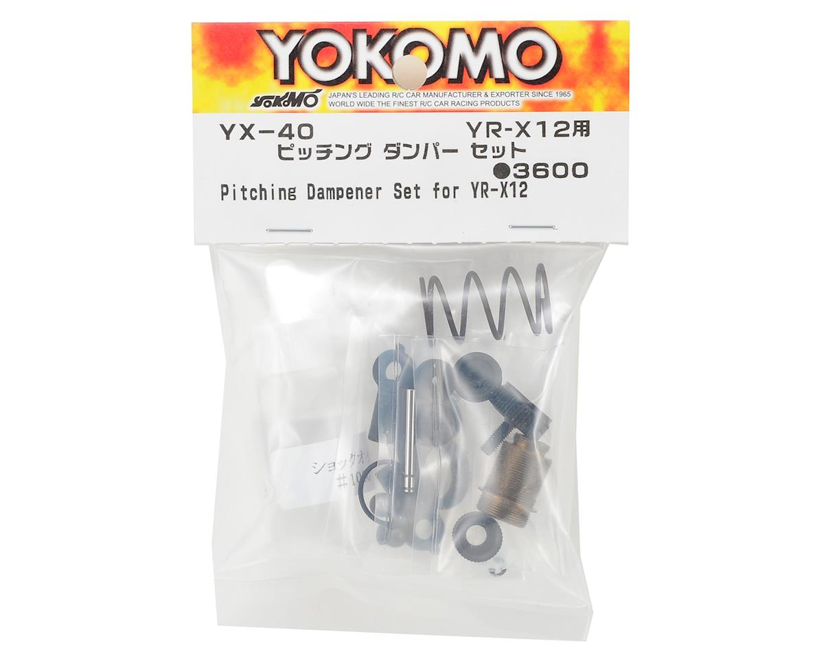 Yokomo YR-X12 Pitching Damper Set