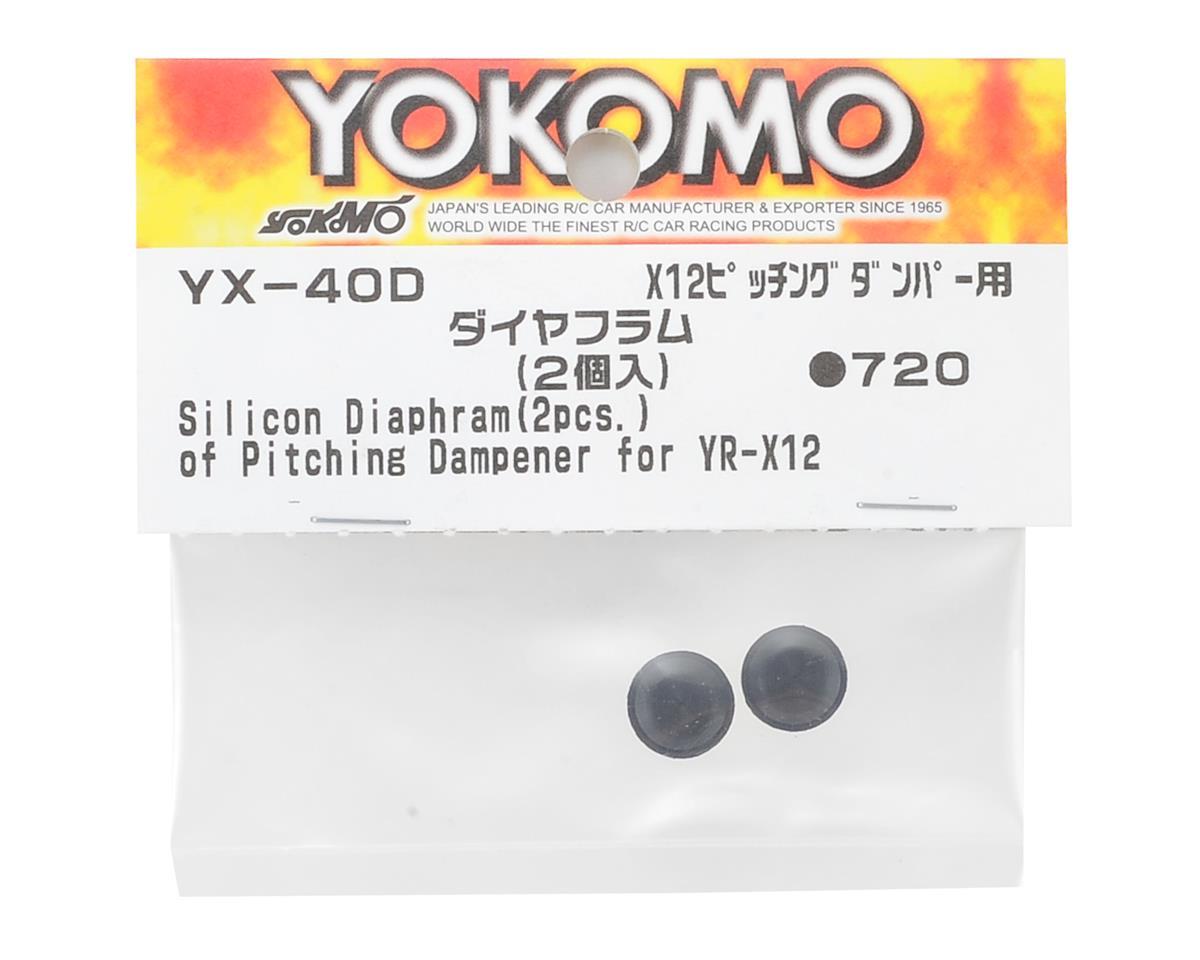 Yokomo YR-X12 Shock Diaphragm (2)