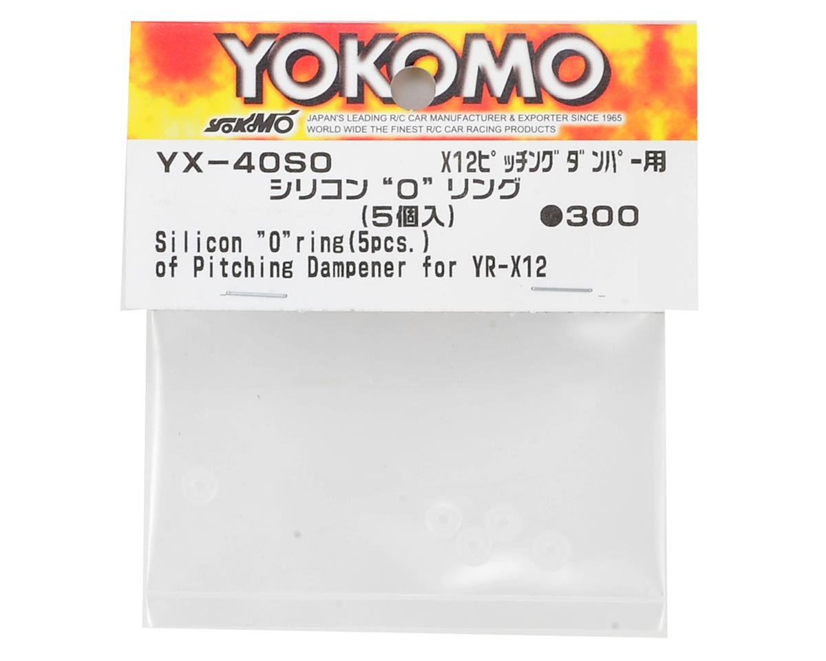 YR-X12 Shock O-Ring (2) by Yokomo