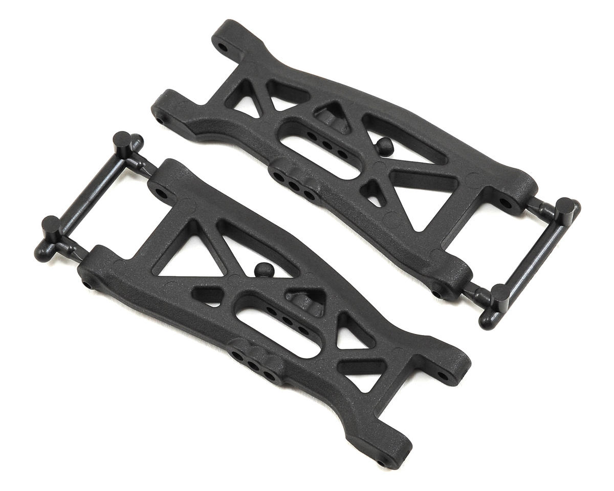 Yokomo Graphite Front Suspension Arm (2) (Flat Type)