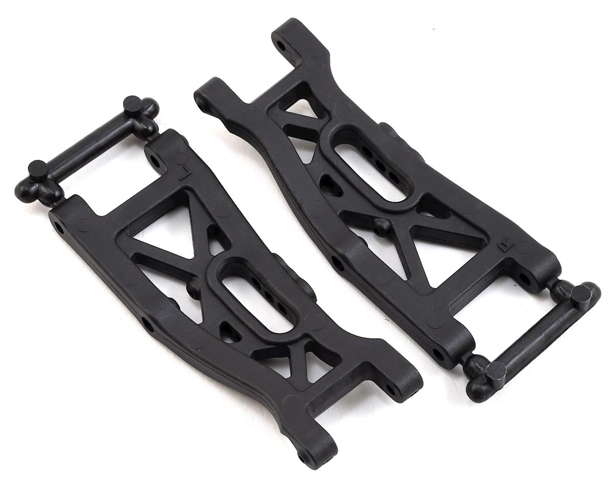 Yokomo YZ-2 DTM WC Front Suspension Arm Set (Graphite/Gull Type)
