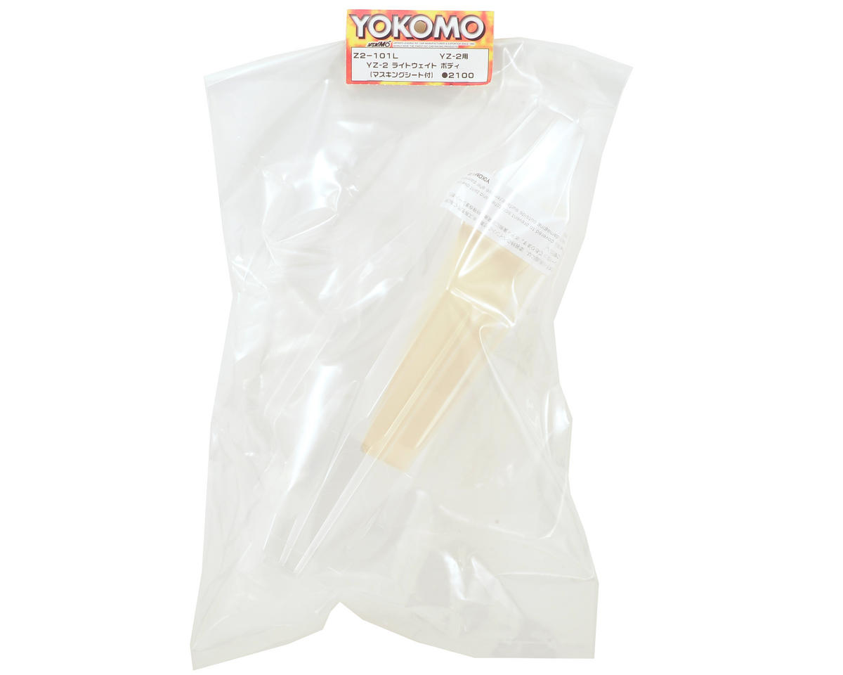 Yokomo YZ-2 Light Weight Body (Clear)