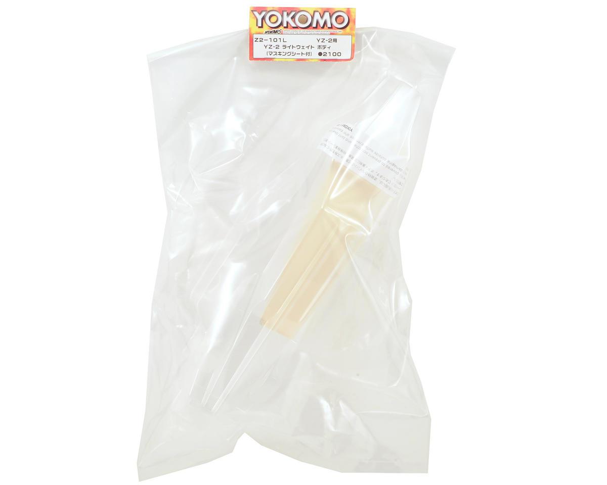 Yokomo YZ-2 Light Weight Body (Clear)