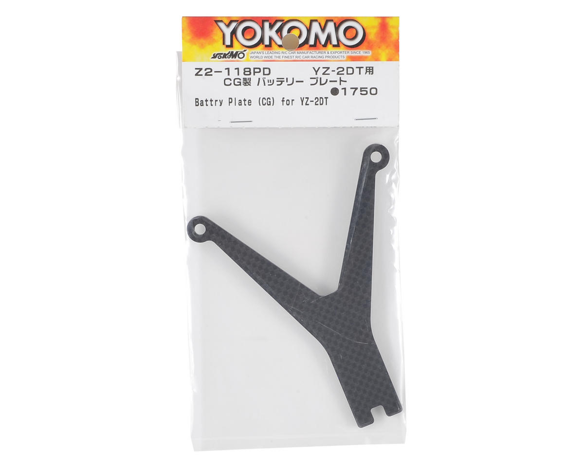 Yokomo YZ2 Dirt Battery Plate