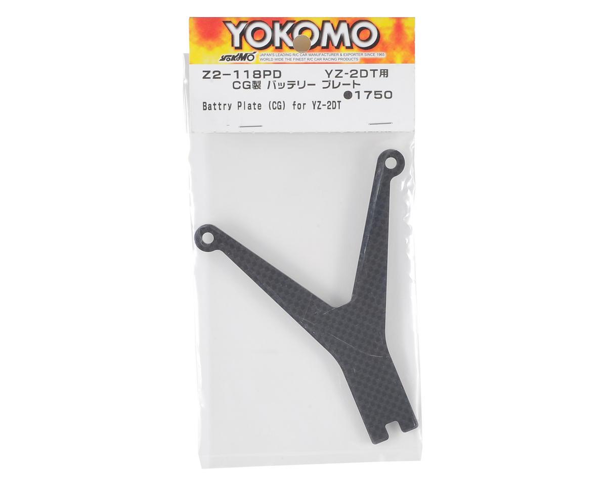 YZ2 Dirt Battery Plate by Yokomo