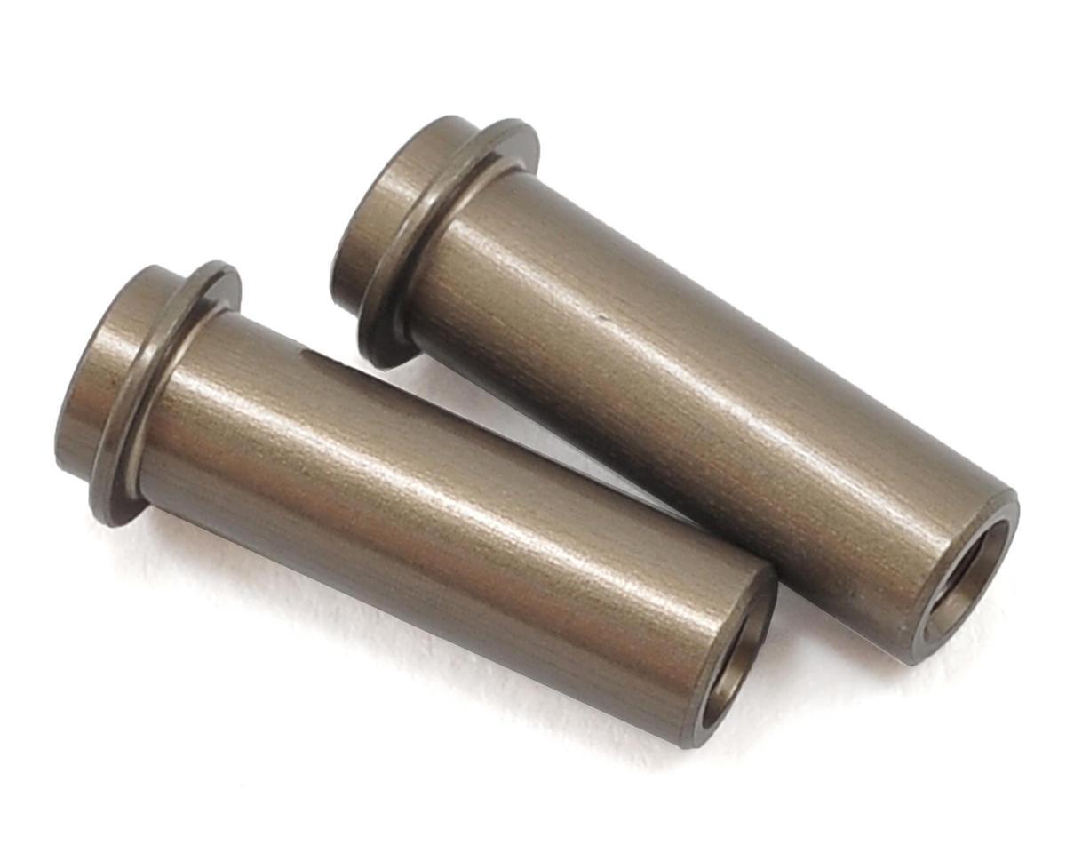 Yokomo Aluminum Bell Crank Post (2)