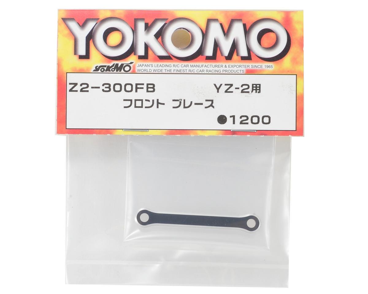 Yokomo Aluminum Front Brace