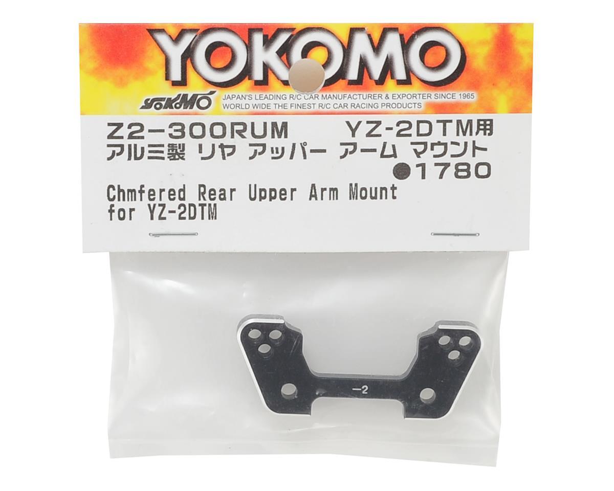 Yokomo YZ-2 DTM Aluminum Rear Upper Arm Mount