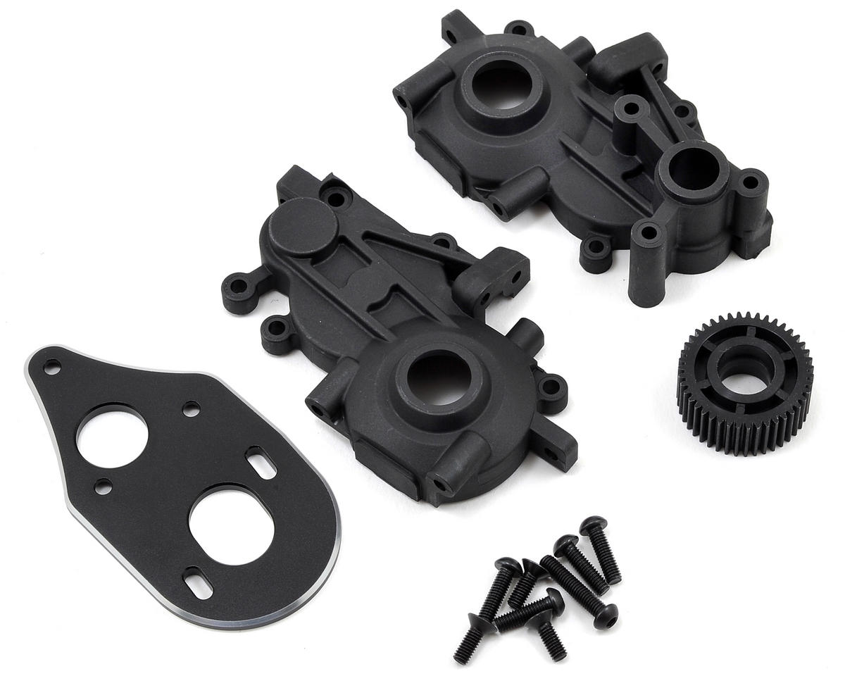 "YZ-2 3-Gear ""Carpet"" Transmission Case Set"