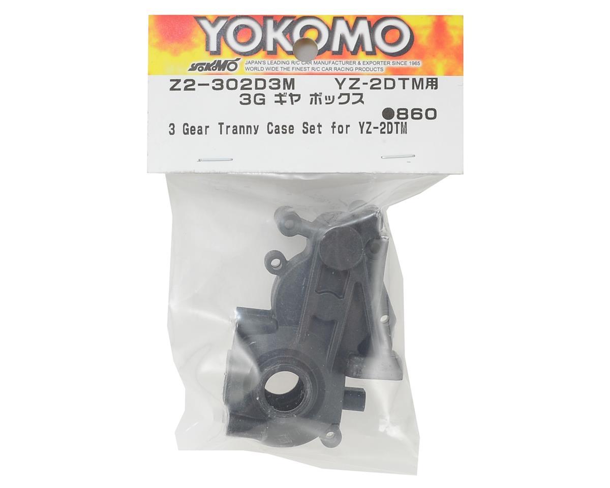 Yokomo YZ-2 DTM 3-Gear Transmission