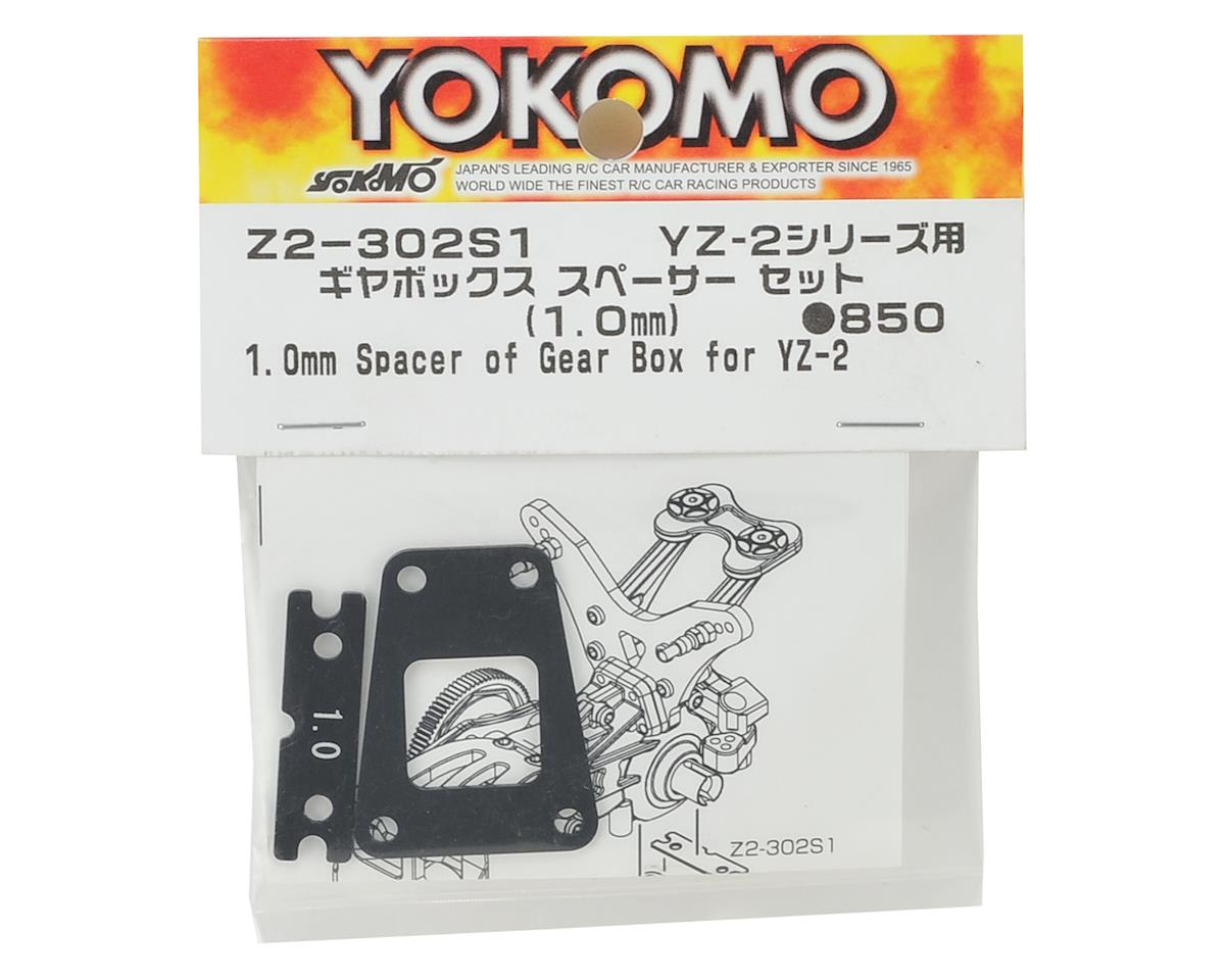 Yokomo YZ-2 Gear Box Spacer Set