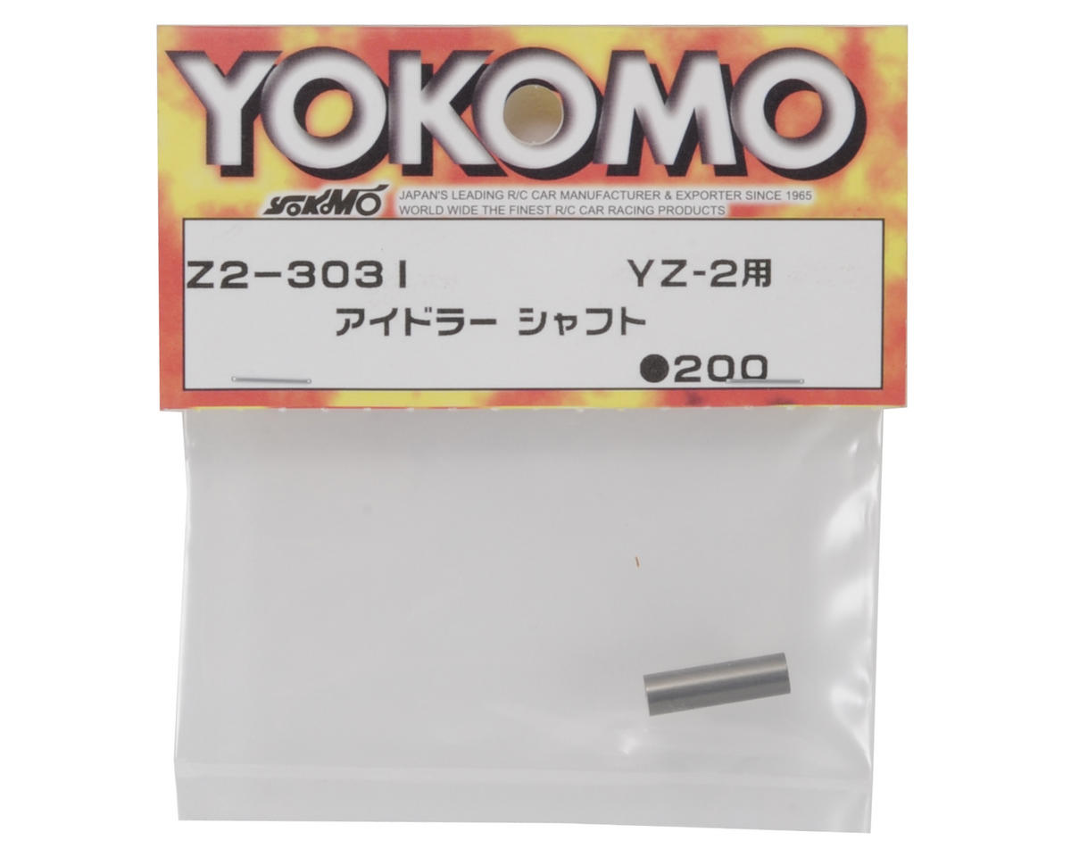 Yokomo Aluminum Idler Shaft