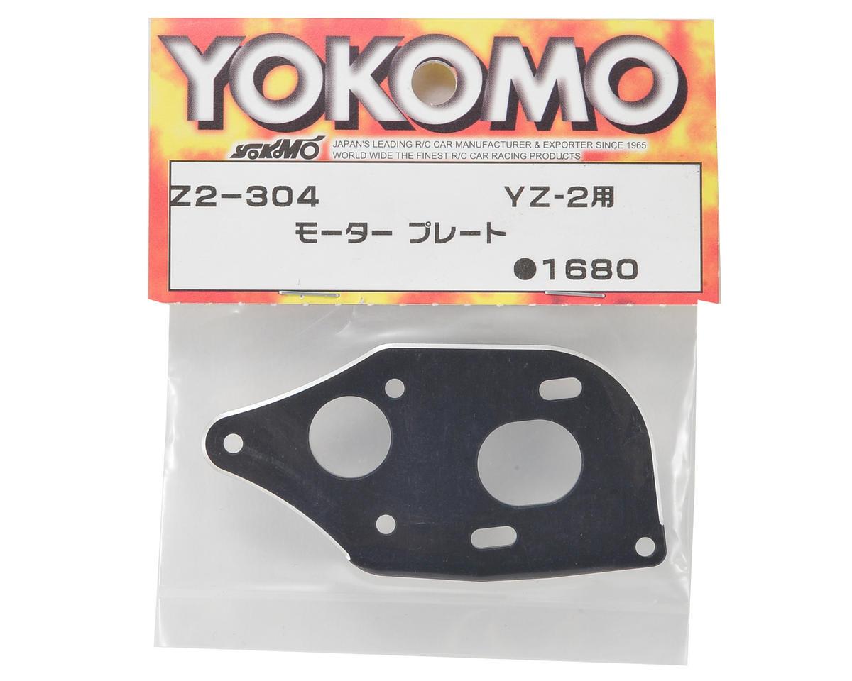 Yokomo Aluminum YZ-2 Motor Plate