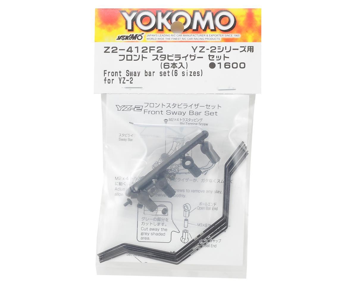 Yokomo YZ-2 Front Sway Bar Set