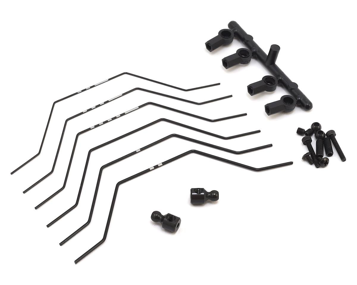 Yokomo YZ-2 T Front Anti Roll Bar Set (6) (Updated)