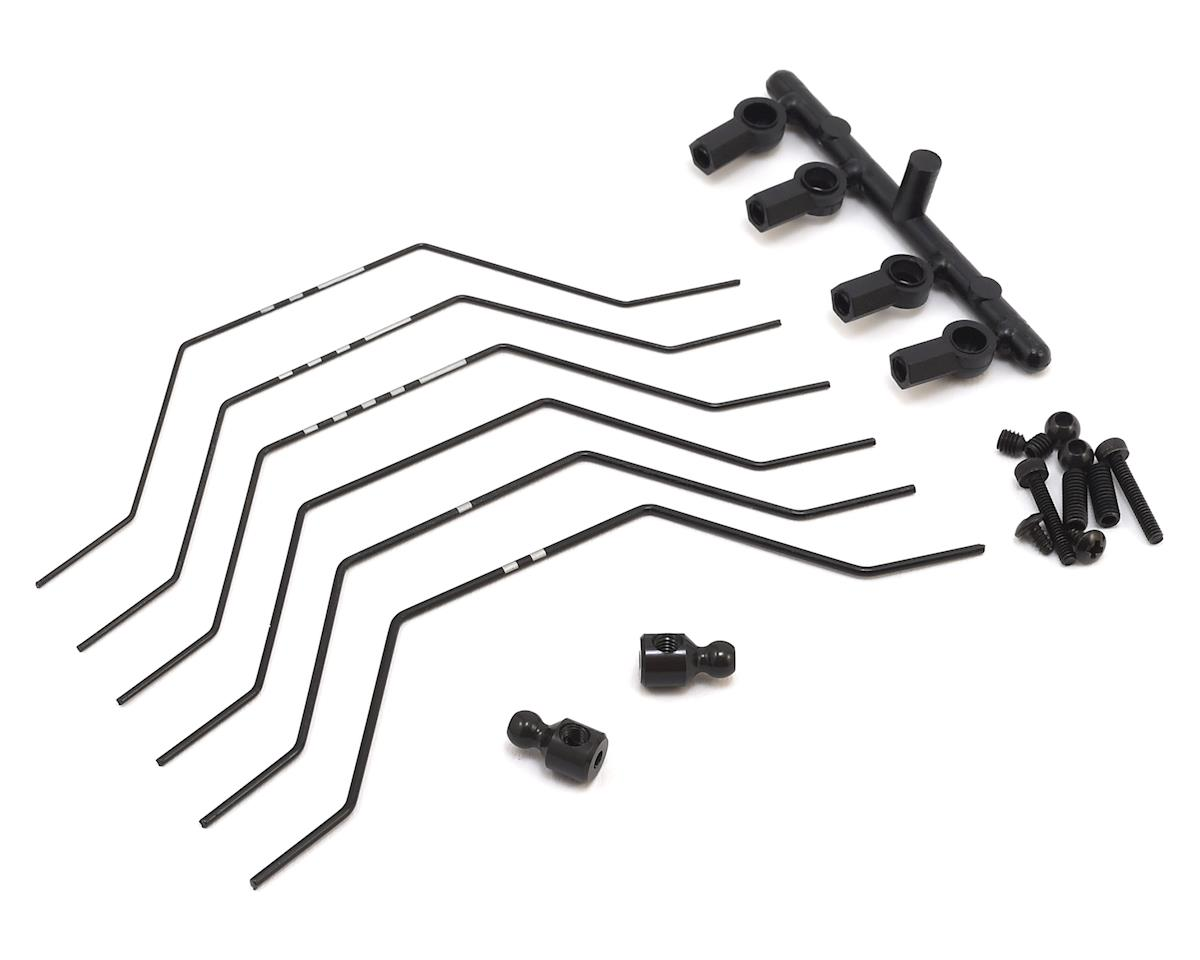 Yokomo YZ-2 DTM3 Front Anti Roll Bar Set (6) (Updated)