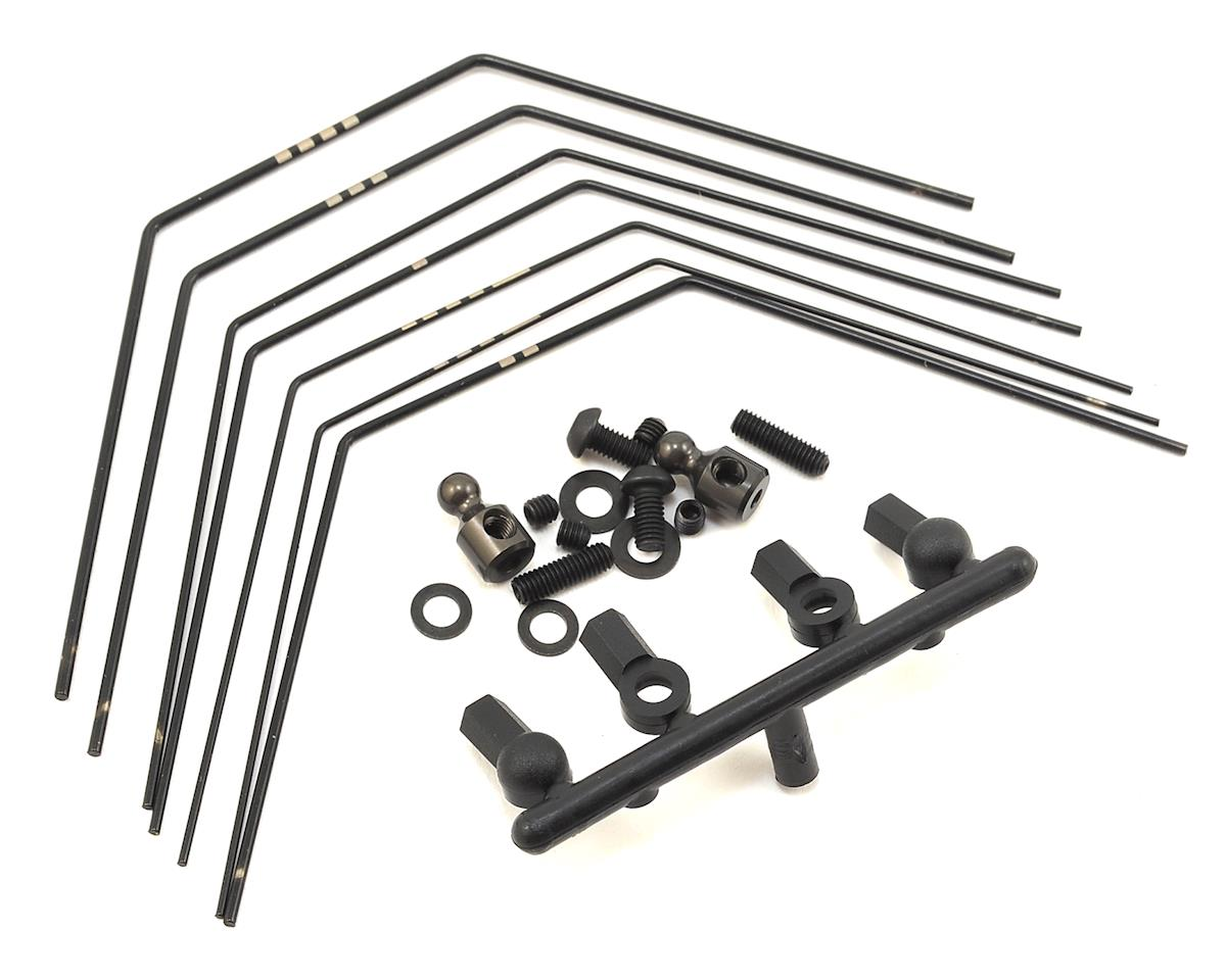 "Yokomo YZ-2/YZ-4 Rear ""Soft"" Sway Bar Set"
