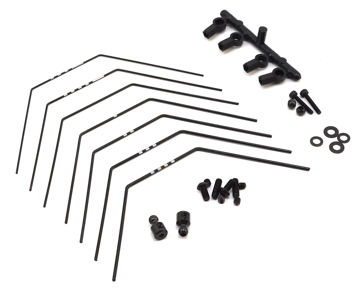 YZ-2 Rear Anti Roll Bar Set (7) (Updated) by Yokomo