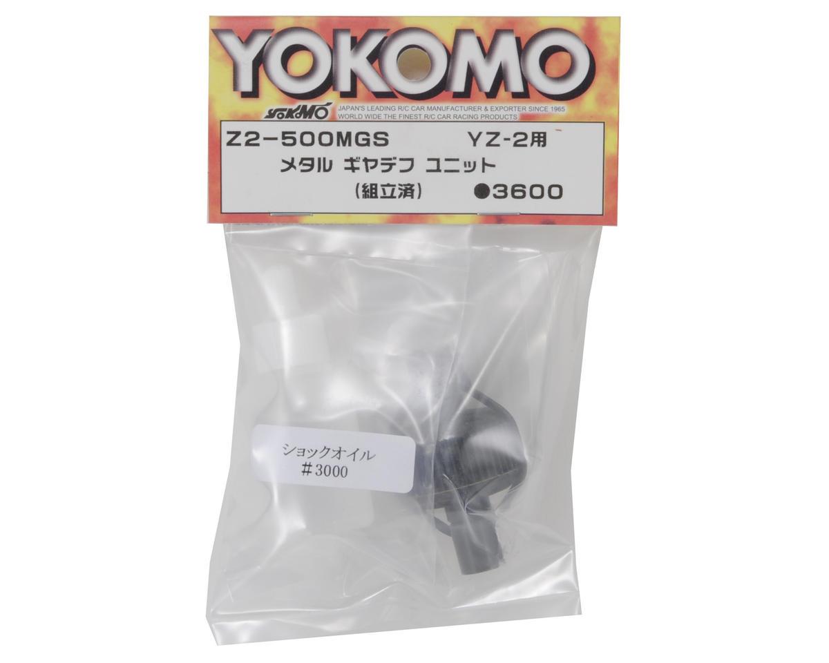 Yokomo Complete Gear Differential Unit