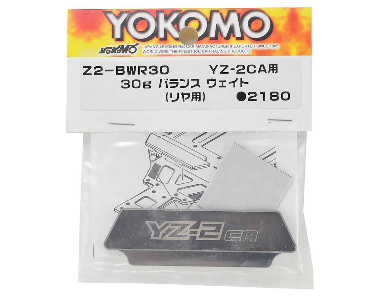 Yokomo YZ-2 CA Rear 30g Balance Weight